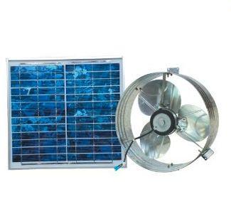 Attic Ventilation Fan