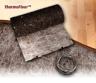 Underfloor Heating Information