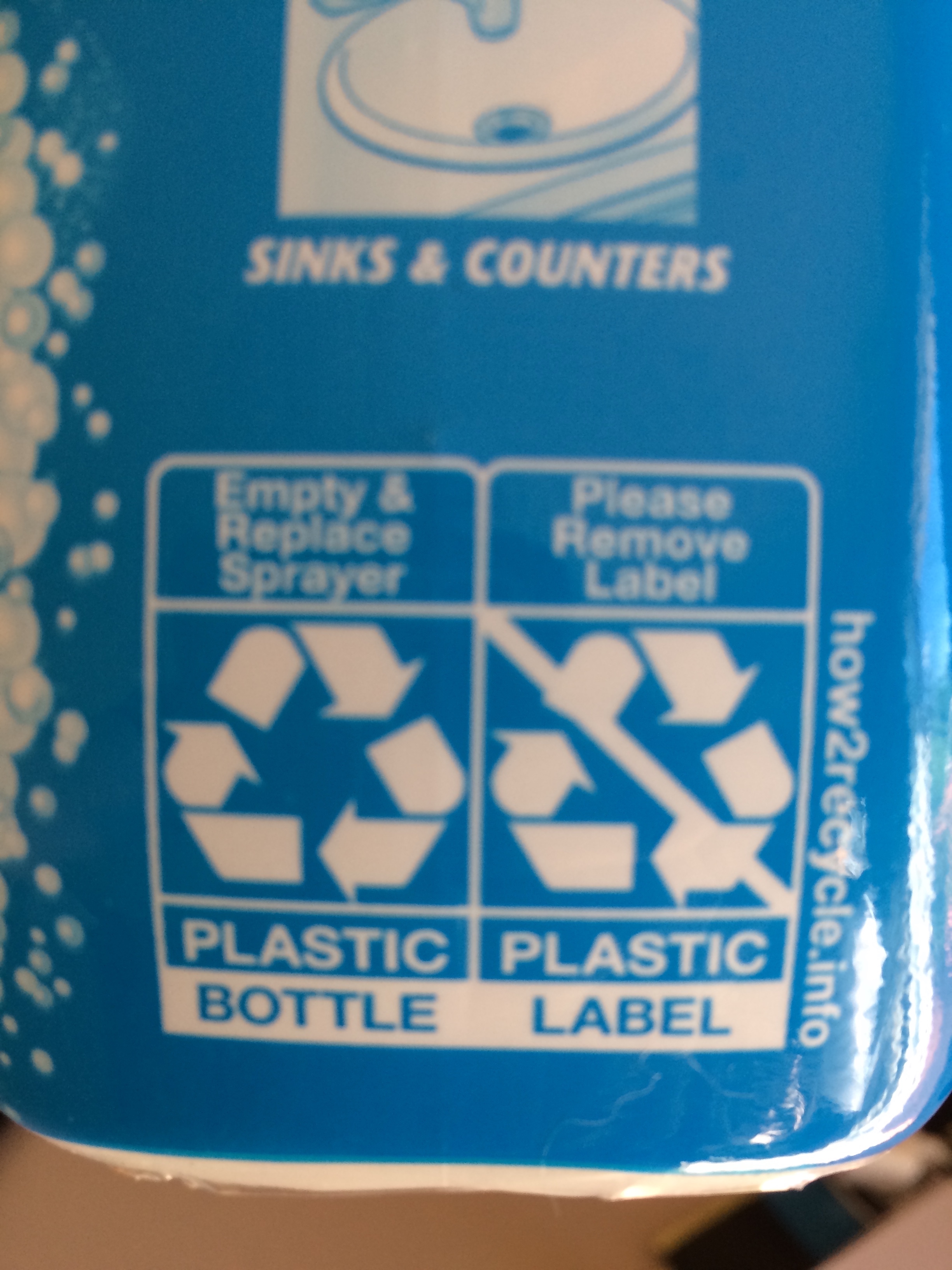 Plastic Label Recycling