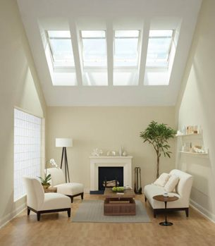 Velux Skylight Windows